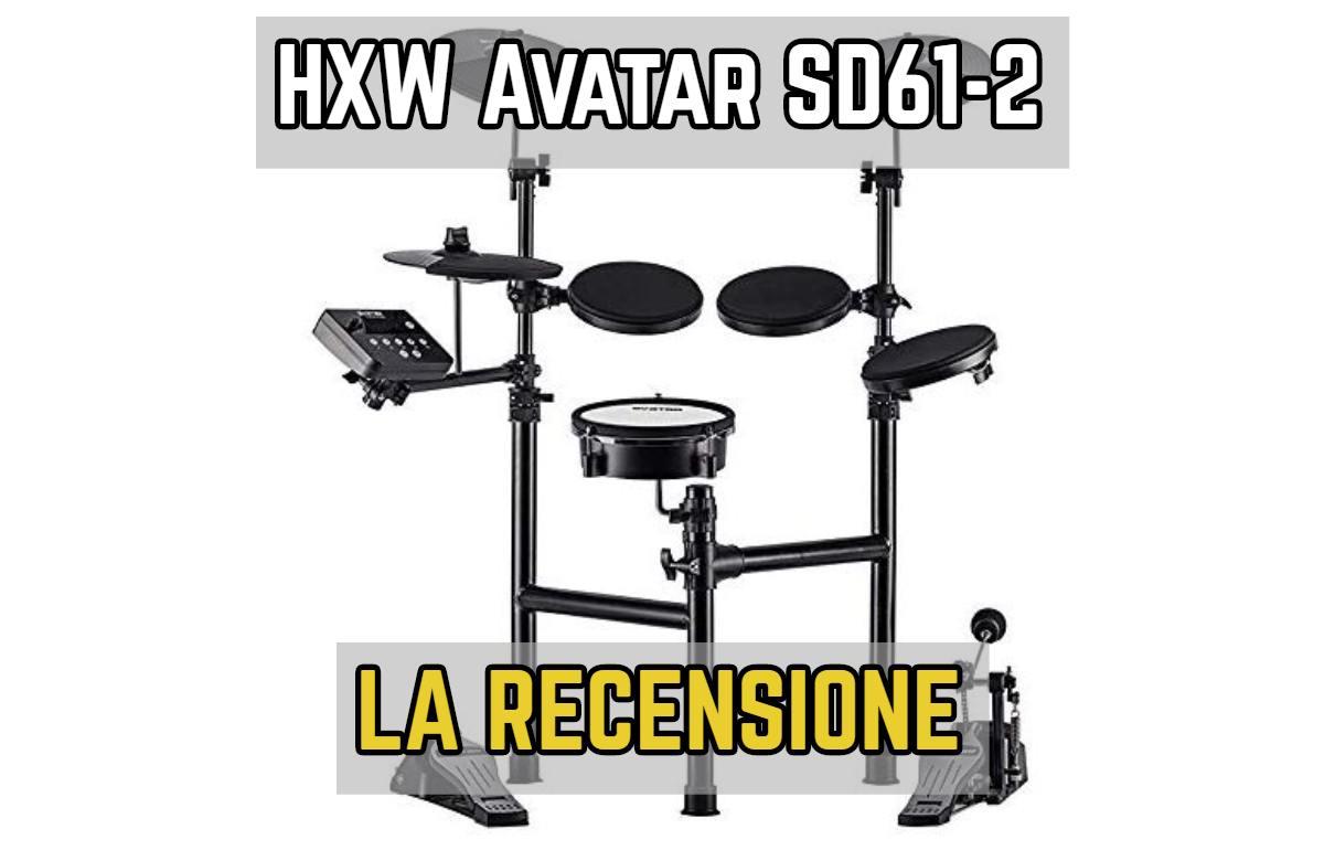 Batteria elettronica HXW Avatar SD61-2